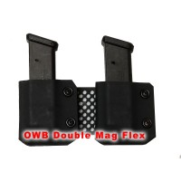 FN Kydex Double Mag Pouch (Flex System)