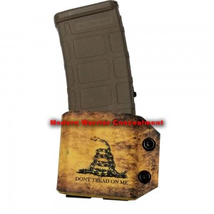AR-15 / M4 Kydex Single / Double Mag Pouch