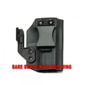 Glock Bare Bones AIWB IWB Kydex Holster (QS)