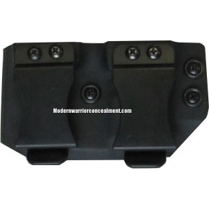 Smith & Wesson Kydex Double Mag Pouch