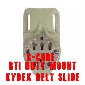 Steyr G-Code Duty Rig Kydex Holster