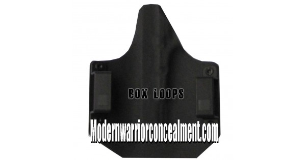 Springfield Armory Reaper OWB Kydex Holster with Light   Springfield XD OWB  Kydex Holster   Springfield 1911 OWB Kydex Holster